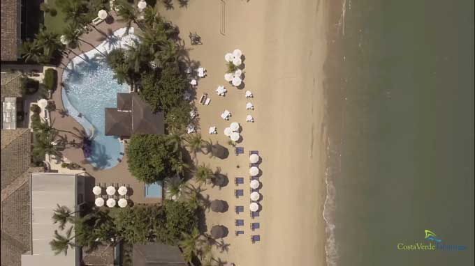 Vídeo Institucional Costa Verde Hotel