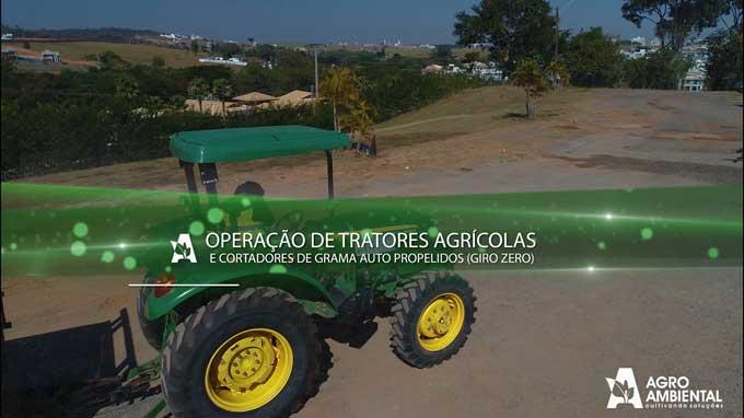 Foto de tratores agrícolas Agroambiental