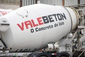 VALEBETON - Obra de Diadema