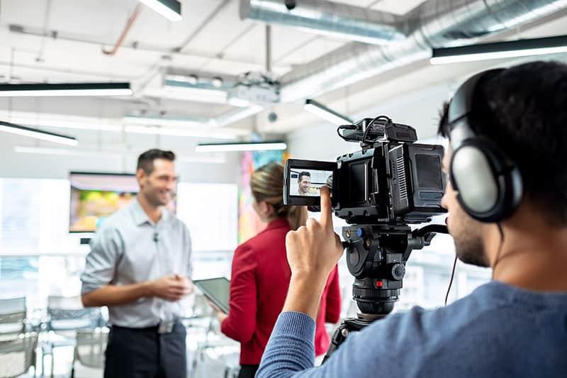 Valor de um vídeo institucional