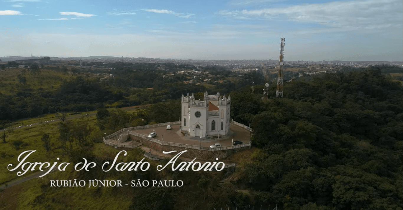 Igreja de Santo Antônio - Rubião Júnior