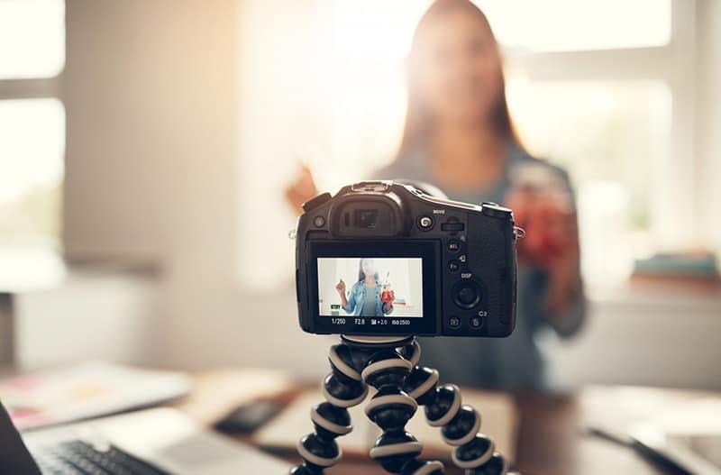 investir em vídeos